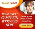 Modern Business ad Design