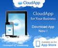 Hosting Cloud Banner ad Design