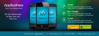 Facebook timeline cover design - Mobile App Style
