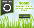 Fresh Banner ad Campaign