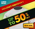 Marketing Promotion Banner ad Design