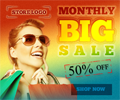 Big Sale Banner ad Design